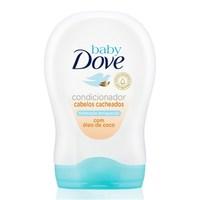 Condicionador Baby Dove Hidratação Enriquecida Cabelos Cacheados 200mL