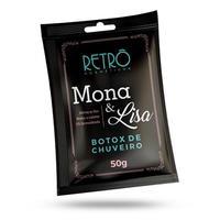 Botox de Chuveiro Retrô Cosmético Mona & Lisa 50g