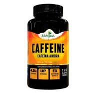 Caffeine Katiguá 500mg, frasco com 120 cápsulas