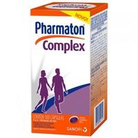 Pharmaton Complex caixa com 100 cápsulas