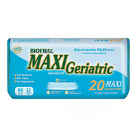 Absorvente Geriátrico Maxi Biofral