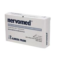 Nervomed caixa com 30 comprimidos