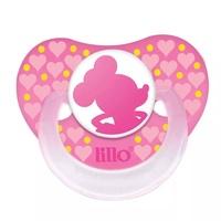6+ meses, Minnie, rosa