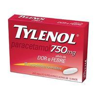 750mg, 20 comprimidos