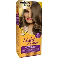 Coloração Light Color Salon Line