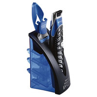 Aparelho de Barbear Gillette Fusion ProGlide Styler aparelho 3 em 1 + cartucho + pente com 3 unidades + pilha AA