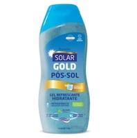 Gel Pós-sol Solar Gold 120g