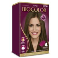 Tintura Creme Biocolor nº 5.3 castanho claro dourado
