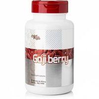 Goji Berry Chá Mais 400mg, frasco com 60 cápsulas