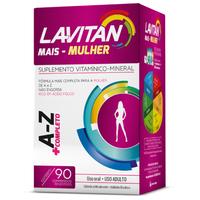 Lavitan Mulher 90 Comprimidos
