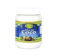 Óleo de Coco Unilife extravirgem, líquido, pote com 1L