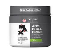 BCAA 4:1:1 Drink Max Titanium Limão, 280g