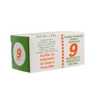 Complexo Homeopático Almeida Prado Nº 9 frasco com 60 comprimidos