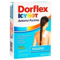 Dorflex IcyHot caixa com 5 adesivos, tamanho P