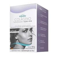 Colágeno Hidrolisado Equaliv Type One Caixa com 30 sachês de 4g de pó para solução oral