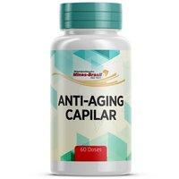 Anti-Aging Capilar Minas-Brasil - 60 Cápsulas