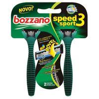 Aparelho De Barbear Bozzano Speed 3 Sport