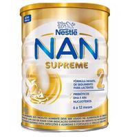 Fórmula Infantil Nan Supreme 2 lata com 800g