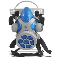 Respirador Semi Facial Alltec Mastt 2401 PO uma via, tamanho único