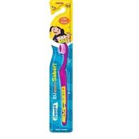 Escova Dental Dentil Kids 3+ anos , O Show de Luna, macia com 1 unidade