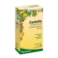 Centella Herbarium 66mg, caixa com 45 cápsulas