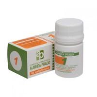 Complexo Homeopático Almeida Prado Nº 1 frasco com 60 comprimidos