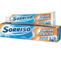 Creme Dental Sorriso Dentes Brancos -  90g