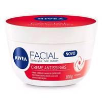Creme Hidratante Facial Nivea Antissinais 100g