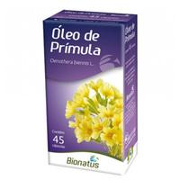 Óleo de Prímula Bionatus caixa com 45 cápsulas