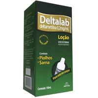 0,2mg/mL, caixa com 1 frasco com 100mL de loção de uso dermatológico