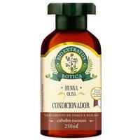 Condicionador Bio Extratus Botica Henna com 270mL