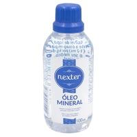 Óleo Mineral - Nexter Frasco com 100mL