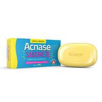 Sabonete Acnase Limpeza - antisséptico, barra, 110g