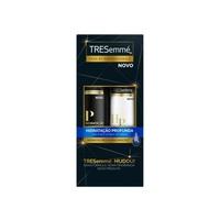 Kit Tresemmé Hidratação Profunda shampoo, 400mL + condicionador, 200mL