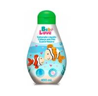 Sabonete Bebê Love suave neutro, líquido com 400mL