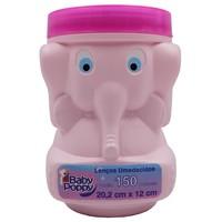 elefante, rosa, 150 unidades