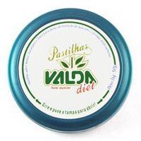 Pastilha Valda Diet lata com 50g