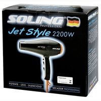 Secador Soling Professional Jet Style 127v