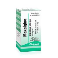 500mg/mL, caixa com 200 frascos gotejadores com 10mL de solução de uso oral (embalagem hospitalar)