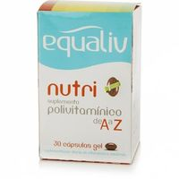 Equaliv Nutri frasco com 30 cápsulas