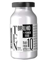 Ampola Lokenzzi Ten Power Dose Brilho 14mL