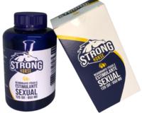 Strong Horse 950mg, frasco com 120 cápsulas