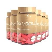 Body Gold Eleve 6 frascos com 60 comprimidos cada