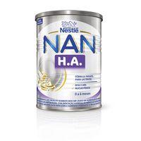 Fórmula Infantil NAN H.A. - Lata, 400g