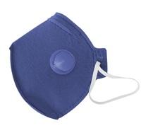 Respirador Alltec Mastt Classic PFF1 - com válvula, azul, ref.1505A