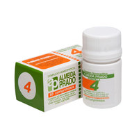 Complexo Homeopático Almeida Prado Nº 4 frasco com 60 comprimidos