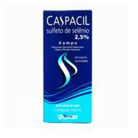 25mg/mL, caixa com 1 frasco com 100mL de shampoo