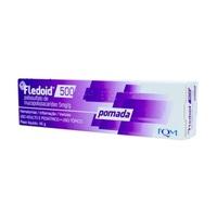 5mg/g, caixa com 1 bisnaga com 40g de pomada de uso dermatológico