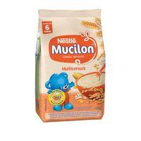 Cereal Infantil Mucilon - lata, arroz, 400g