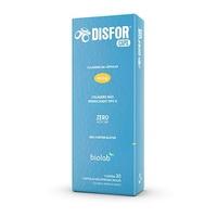 Disfor Caps 40mg, caixa com 30 cápsulas gelatinosas moles
